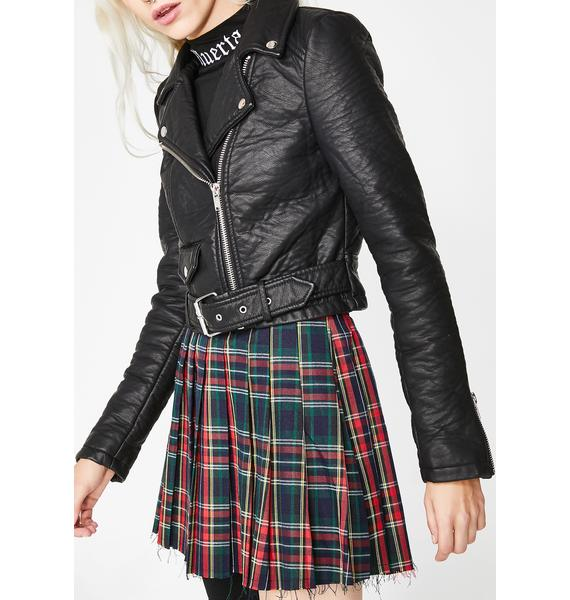 Current Mood The Abyss Moto Jacket