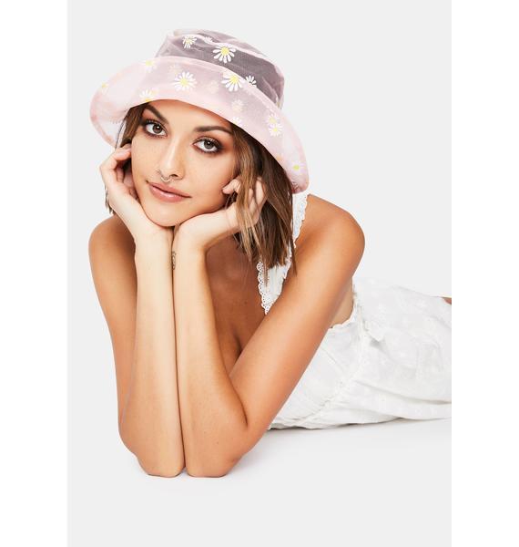 Daisy Darling Bucket Hat