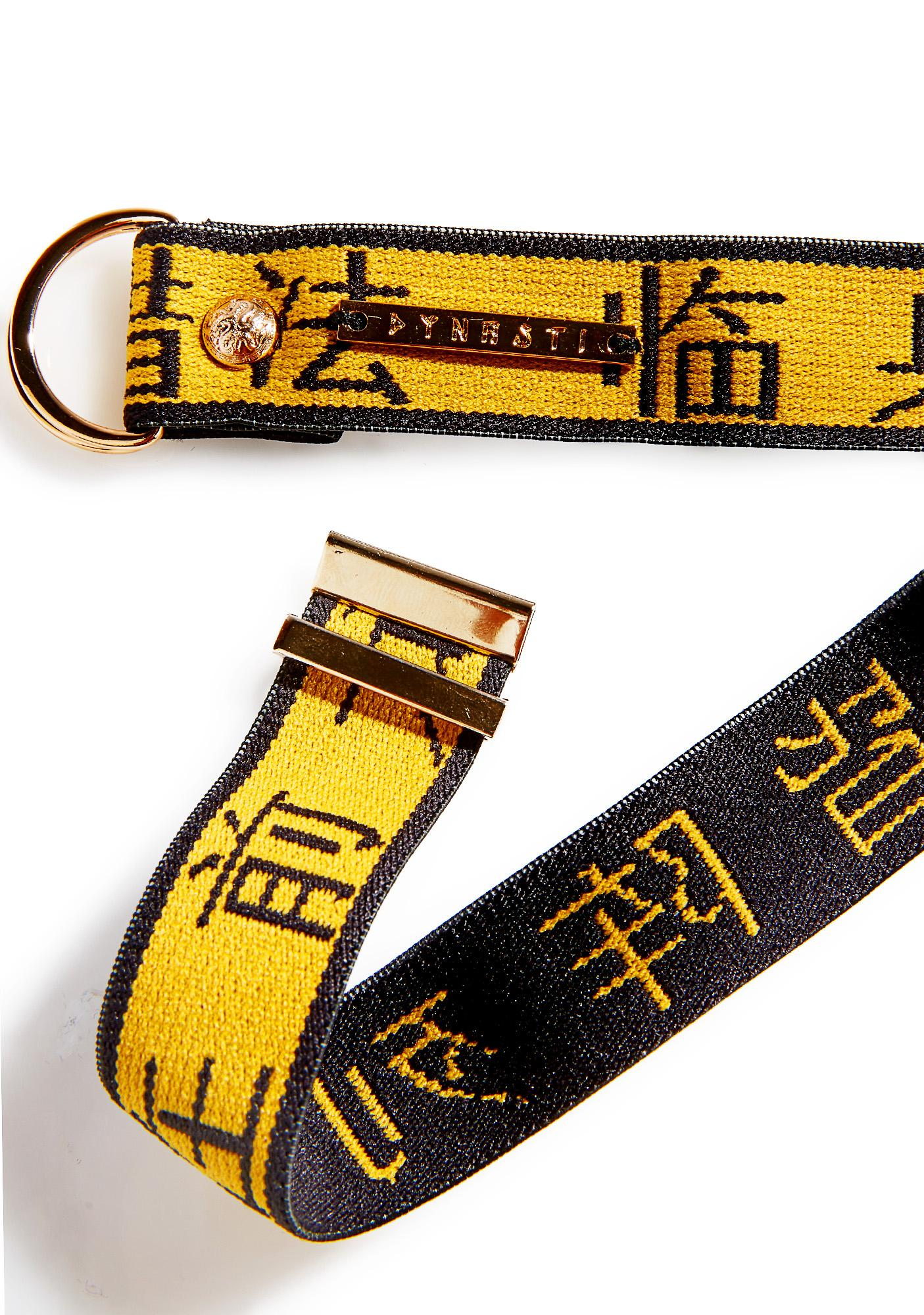 Dynasti Kuji Kiri Adjustable Headband