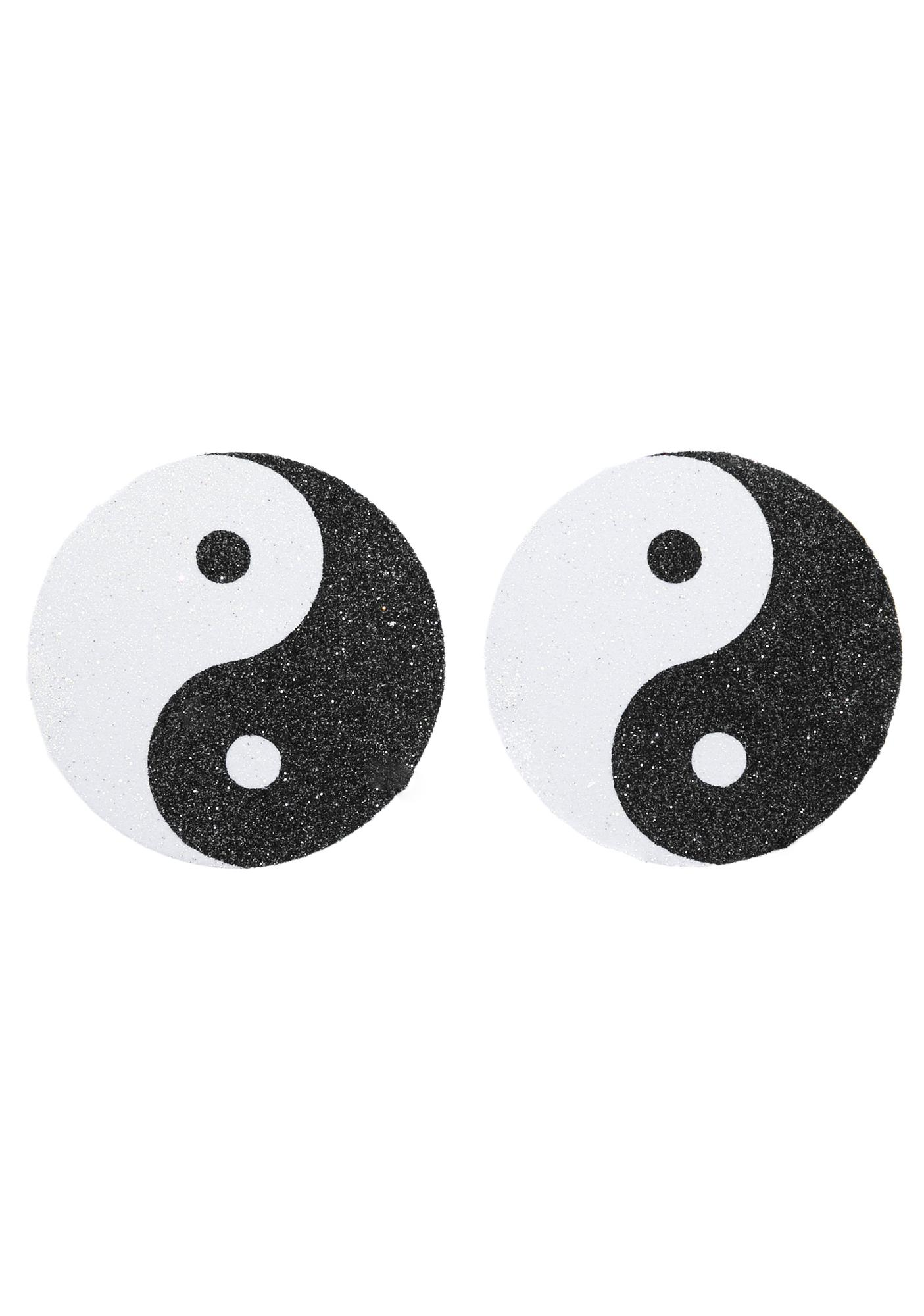 Love And Madness Yin Yang Pasties