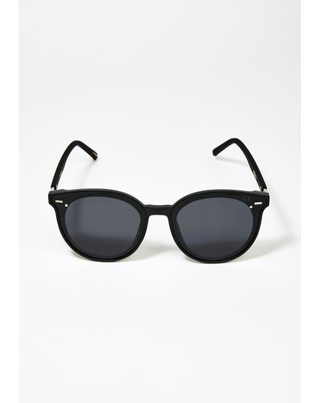 Payton Circle Sunglasses