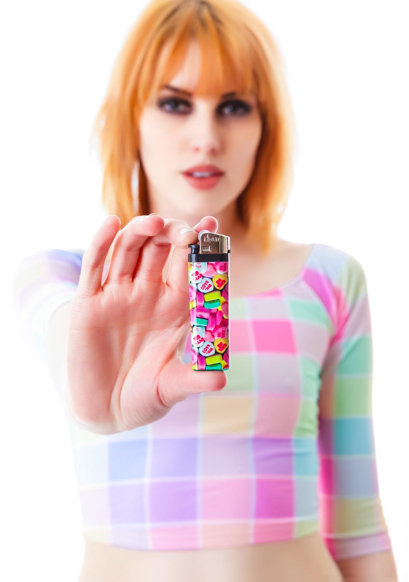 Sweetheart Lighter