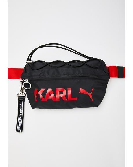 X Karl Lagerfeld Waist Bag