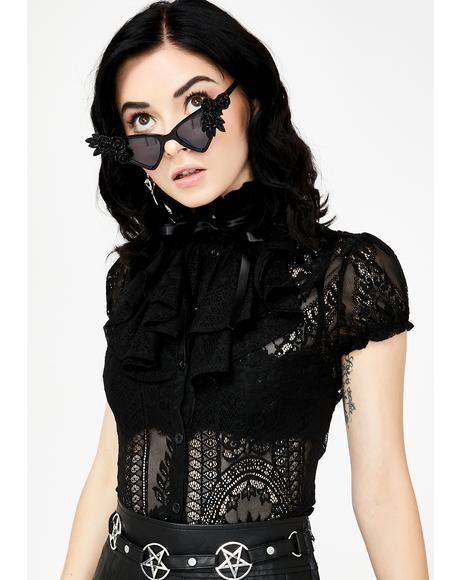 Liana Ruffle Shirt