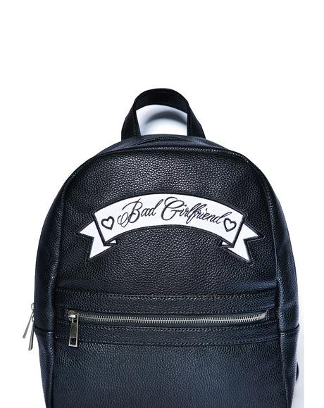 Bad Girlfriend Mini Backpack