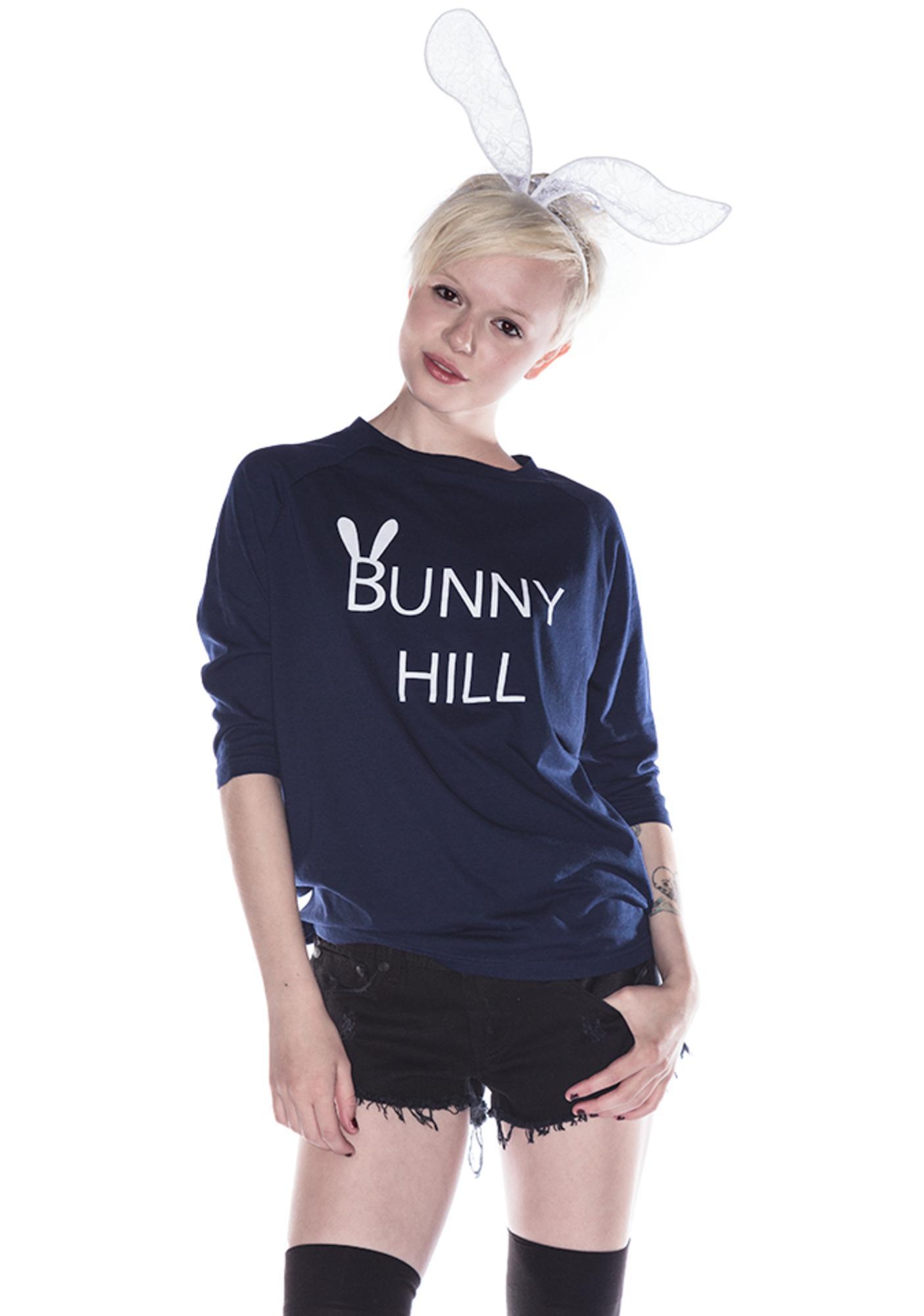 Sauce Bunny Hill Long Sleeve Tee