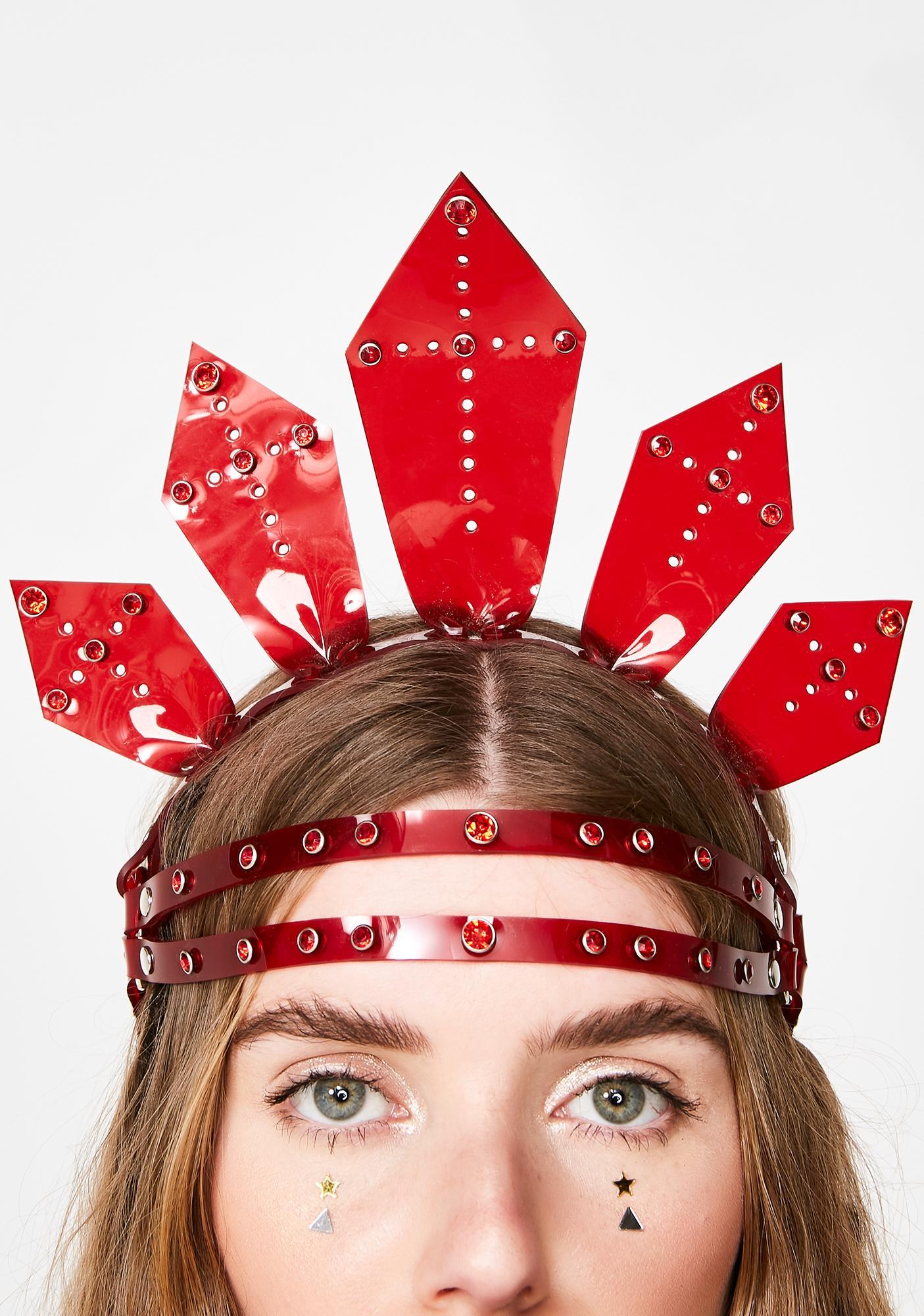 Apatico Celeste Crown