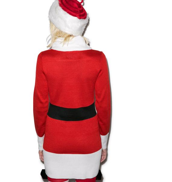 Tipsy Elves Santa Dress