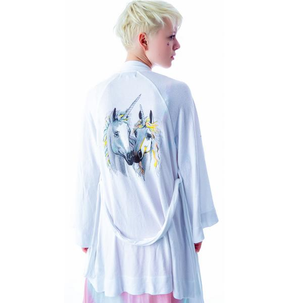 Wildfox Couture Magical Friends Dressing Room Wrap