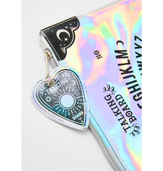 Galore Sanctuary Iridescent Pouch