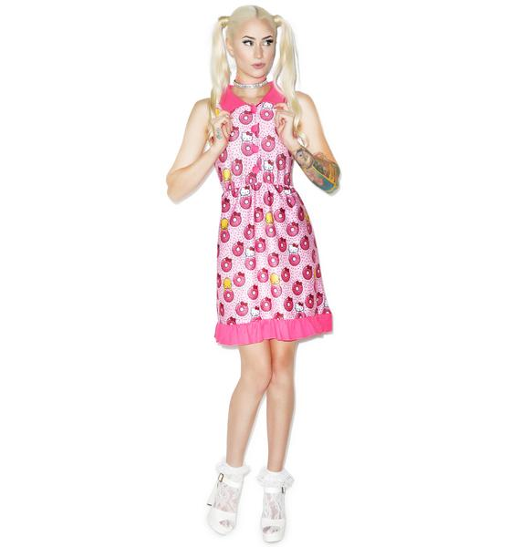 Japan L.A. Sprinkle D'oh-Nuts Dress