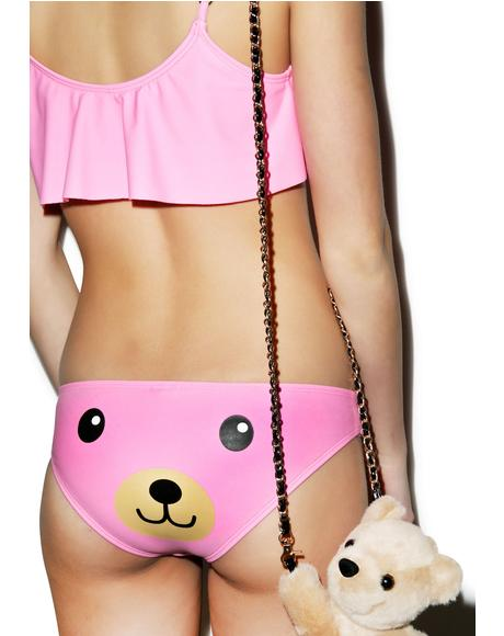 Teddy Girl Bikini Bottom