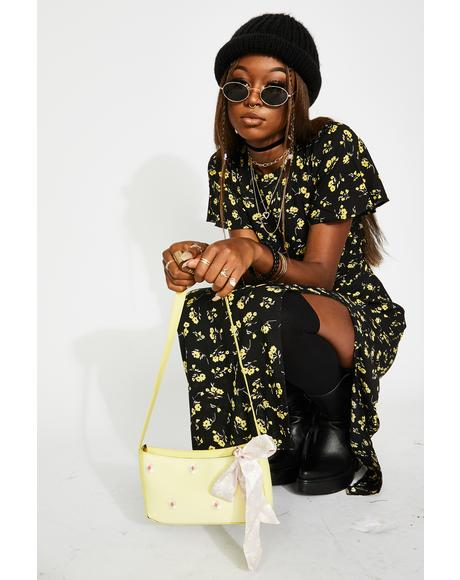 Sunny Hella Cute Daisy Shoulder Bag