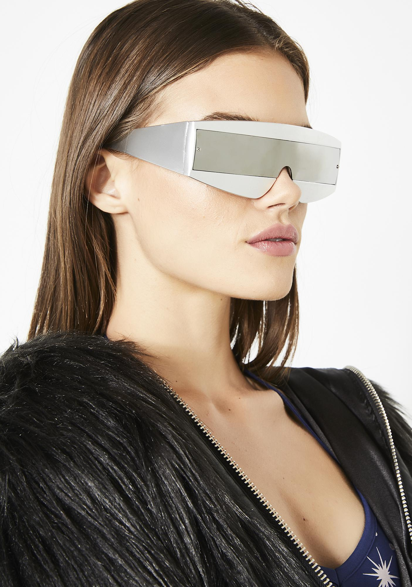 c2ff34a1eb8 ... Robo Babe Shield Sunglasses