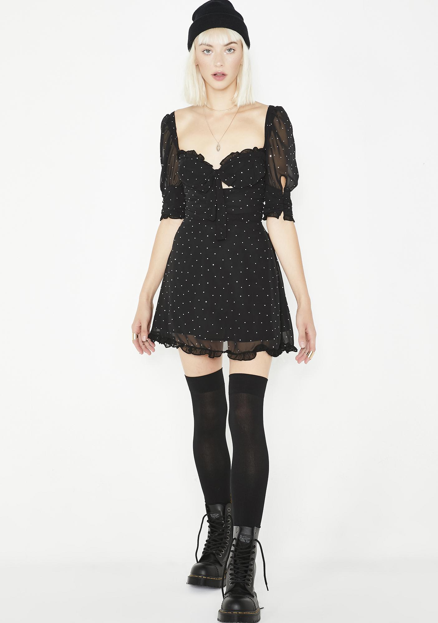 3e1a64b1241 ... For Love   Lemons Lucky Dice Mini Dress ...