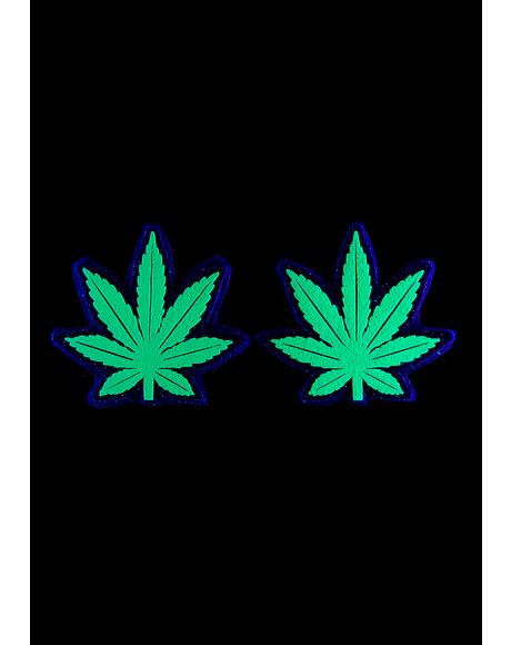 Reflective Weed Pasties