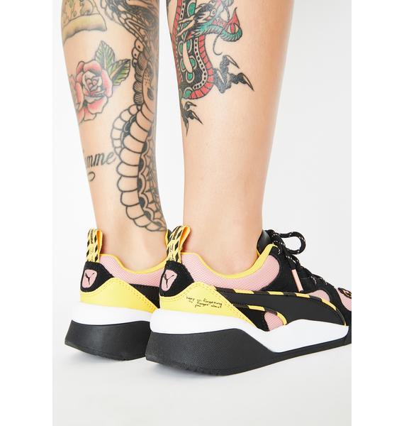 PUMA X Sue Tsai Aeon Sneakers