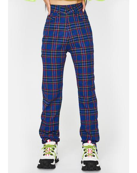 Reset Plaid Pants