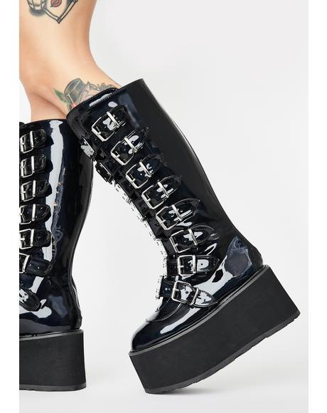 Hologram Morpheus Platform Boots