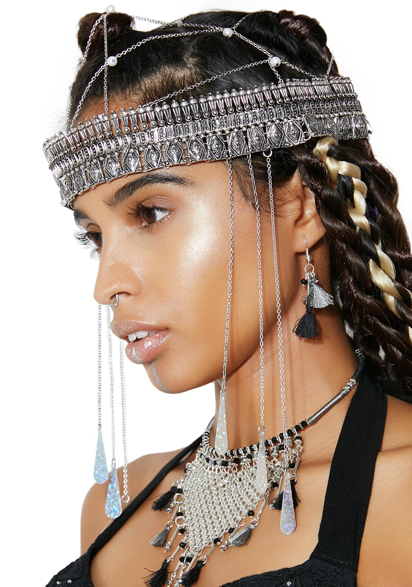 Queen Supreme Chain Headpiece