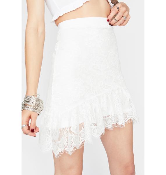 Frosty Make Em Go Cray Mini Skirt