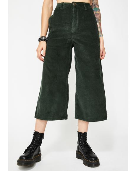 Sawyer Cropped Pants