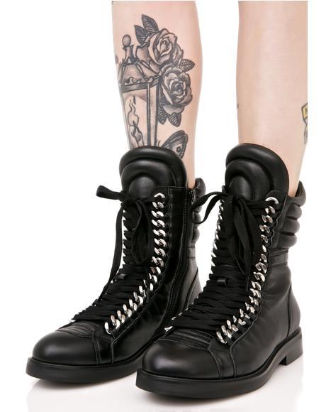 Oasis High Top Sneakers