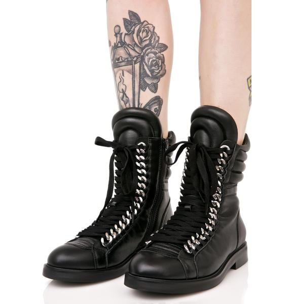 Lust For Life Oasis High Top Sneakers