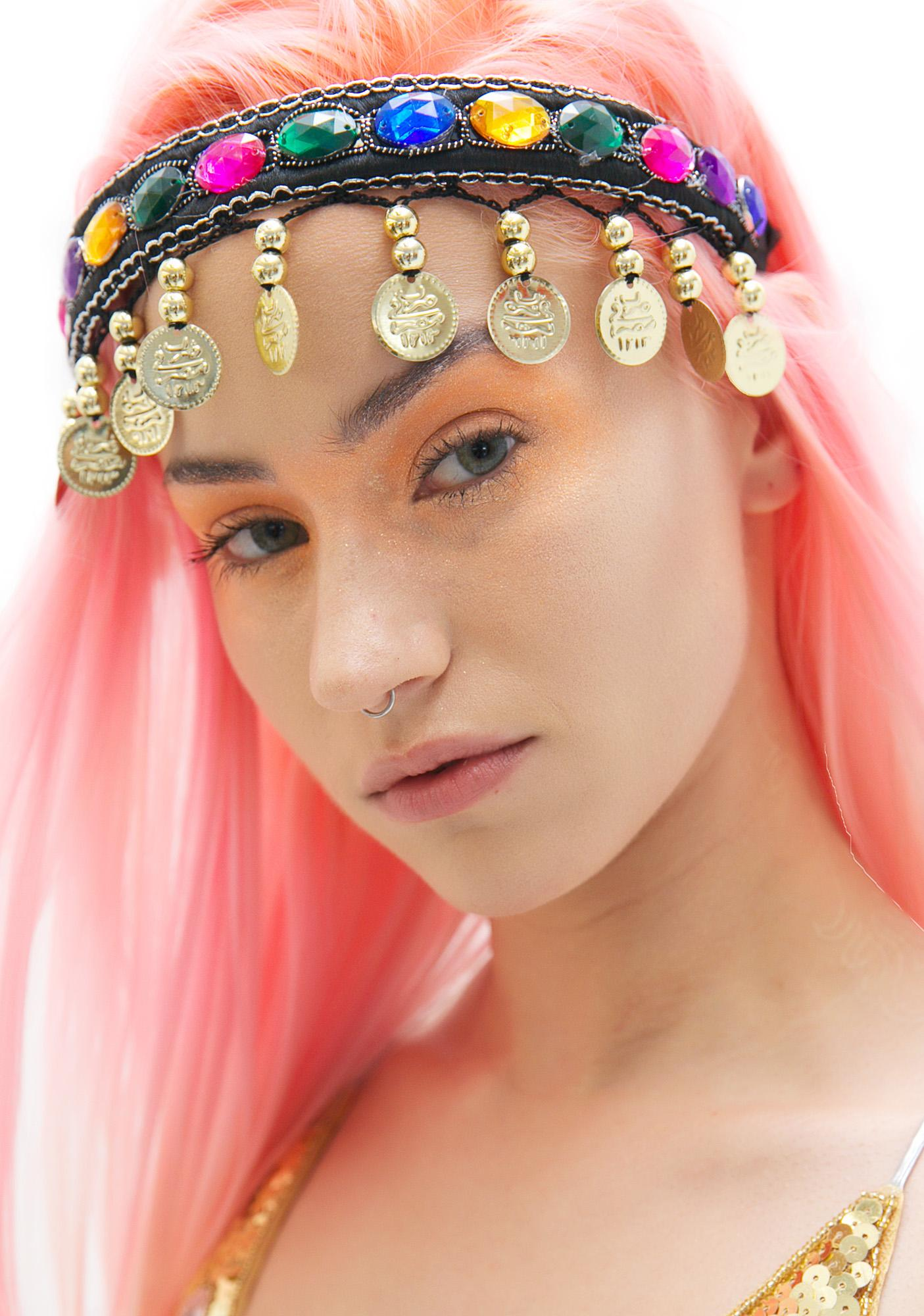 Nomadic Treasures Headpiece