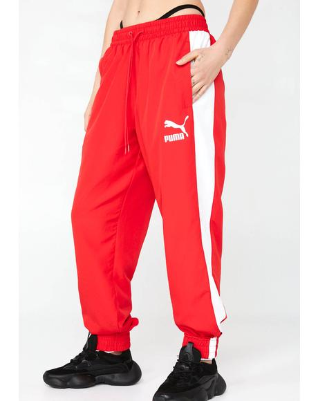 Iconic T7 Woven Track Pants