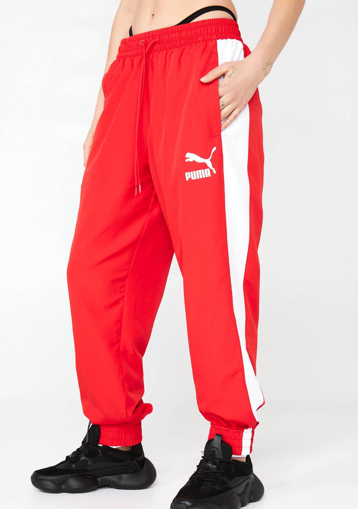 2ce7d31f3e1e PUMA Iconic T7 Woven Track Pants
