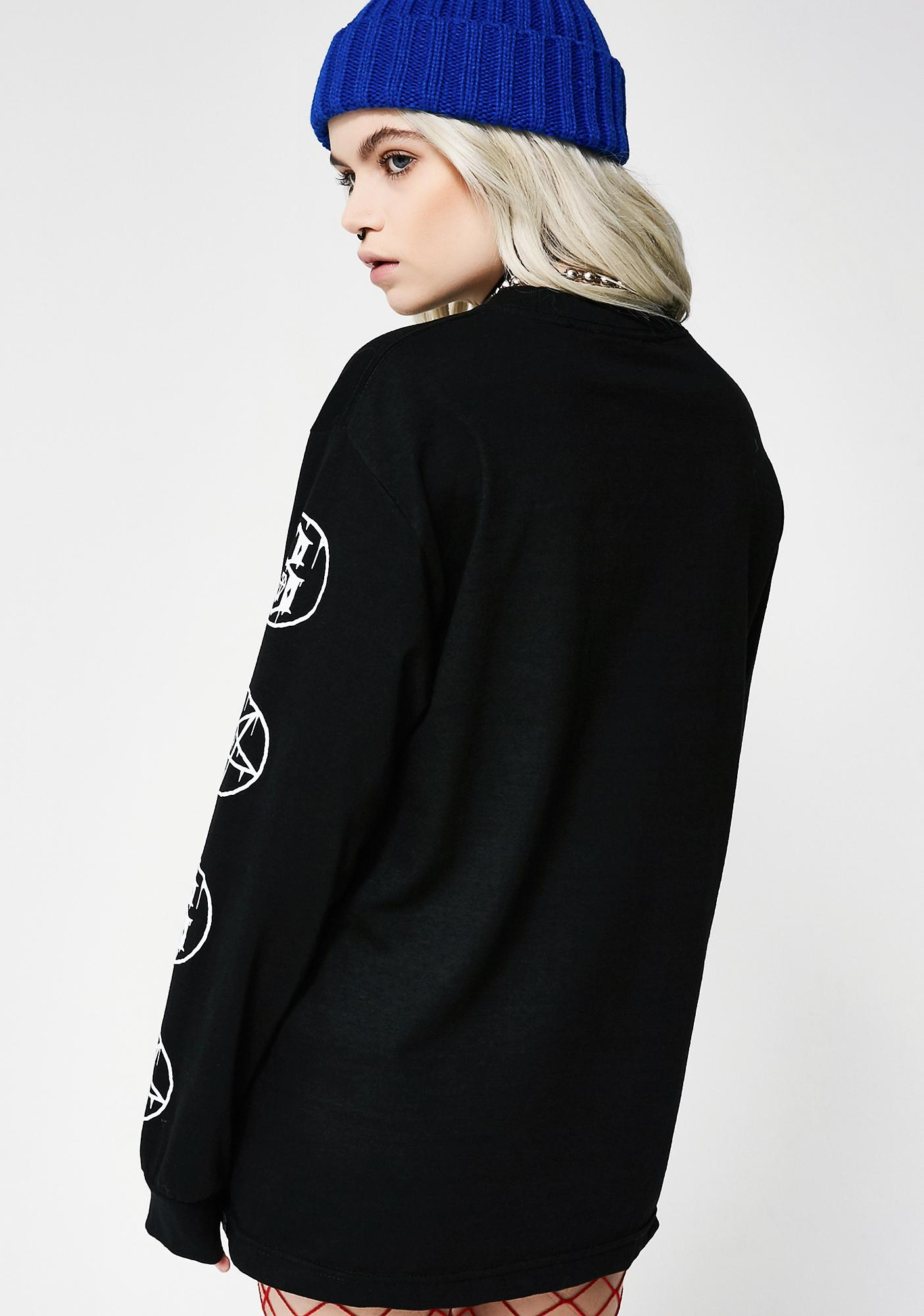 Rebel8 Pagan Long Sleeve Tee