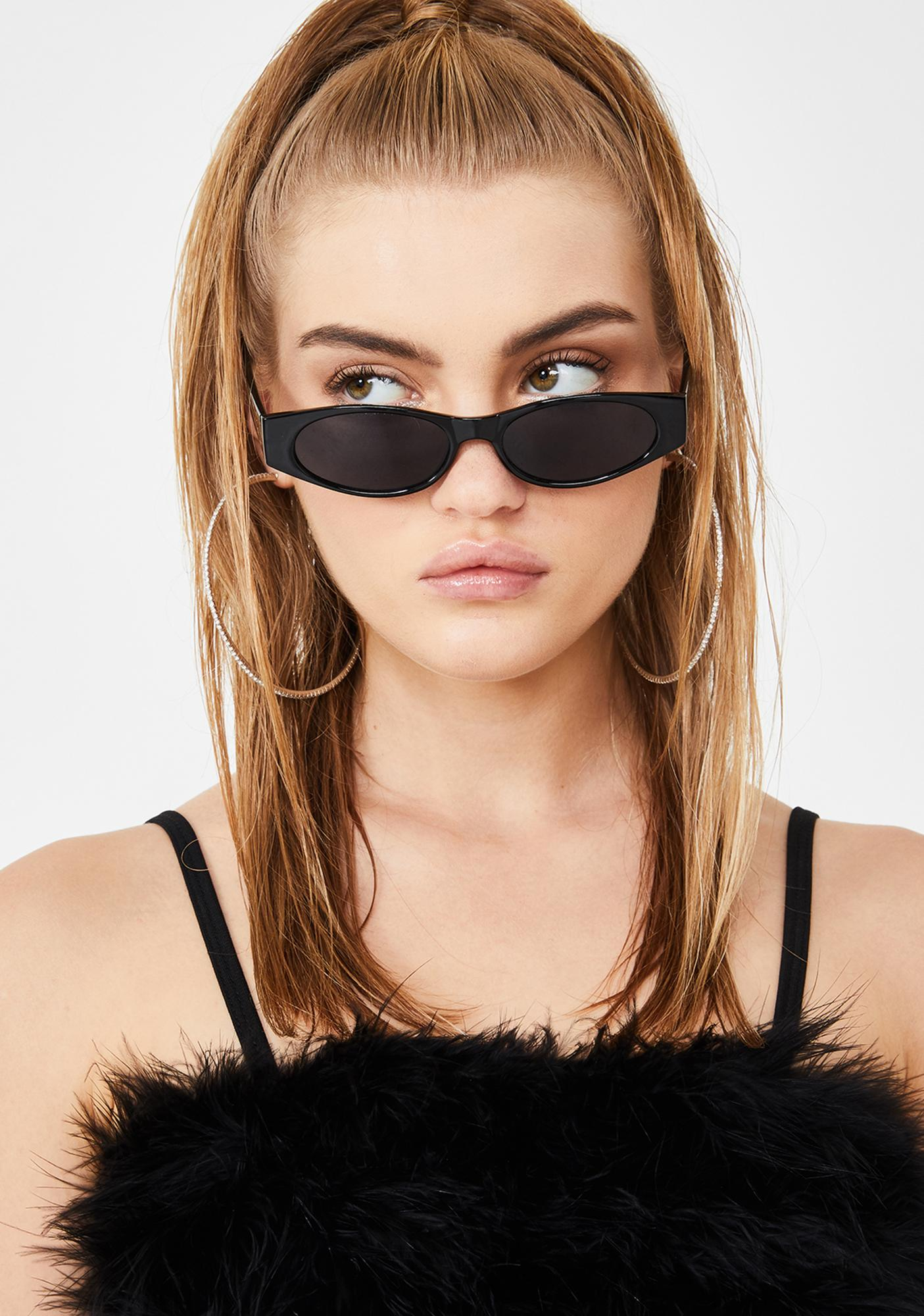 It Girl Envy Tiny Sunglasses