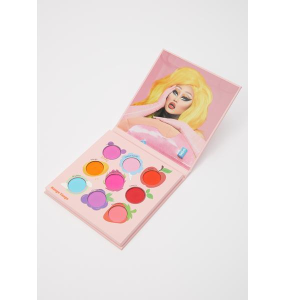 KimChi Chic Beauty Juicy Nine Mango Tango Eyeshadow Palette