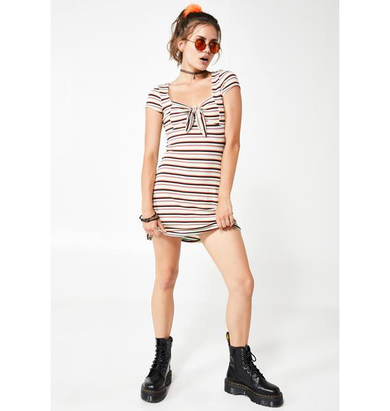 Vacay Daze Stripe Dress