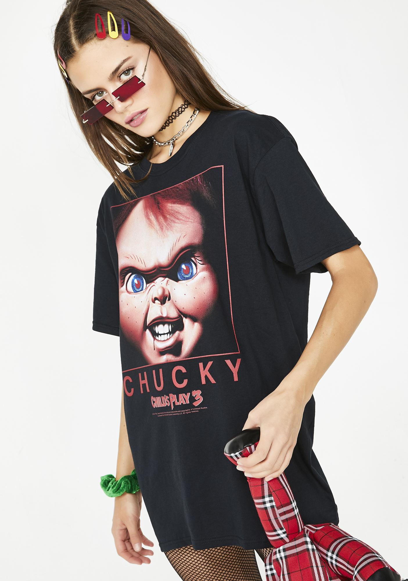 Creepy Child's Play Tee