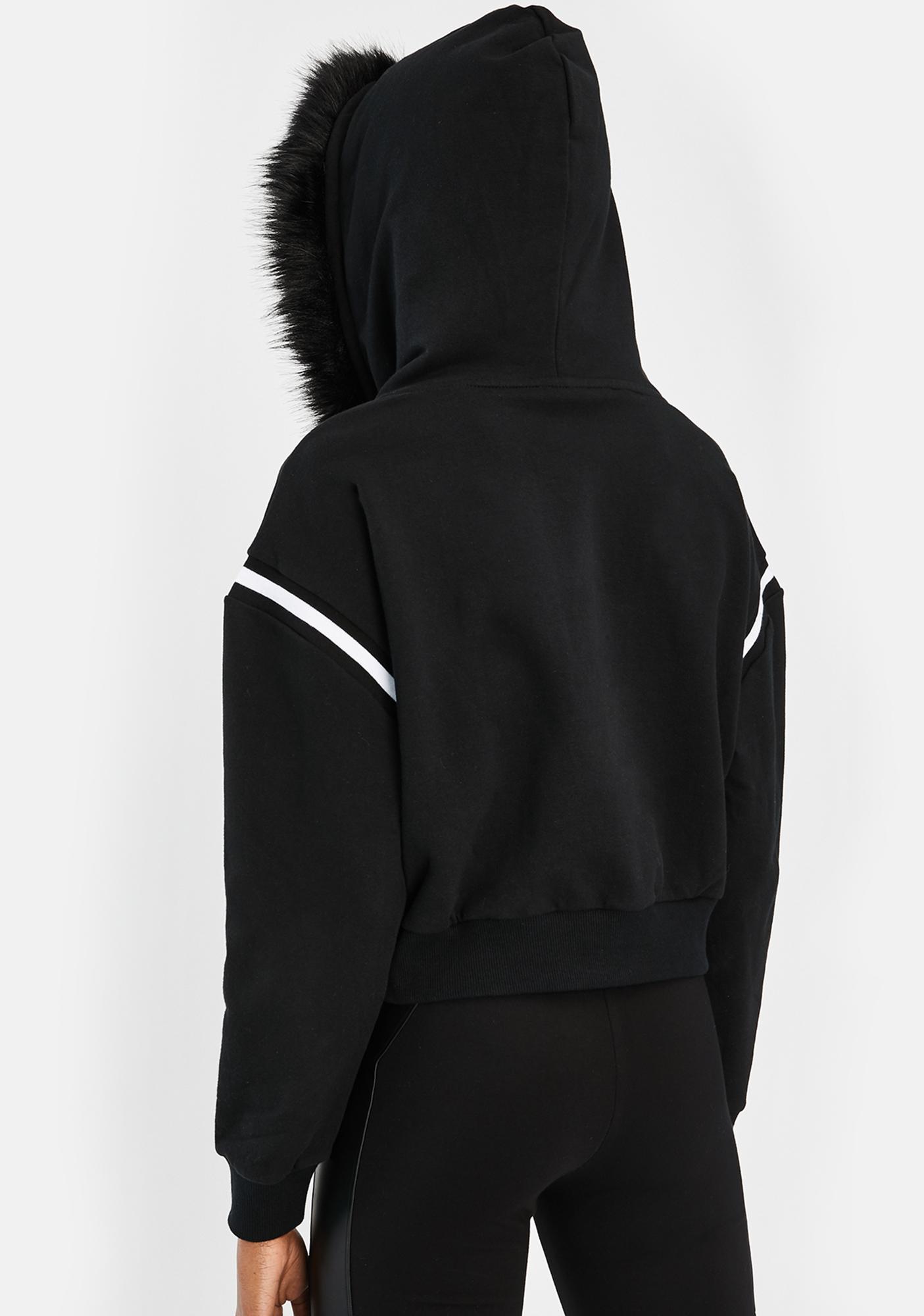 Nana Judy Blair Half-Zip Pullover Hoodie