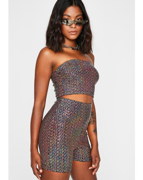 Trippy Electro Dazzle Sequin Set