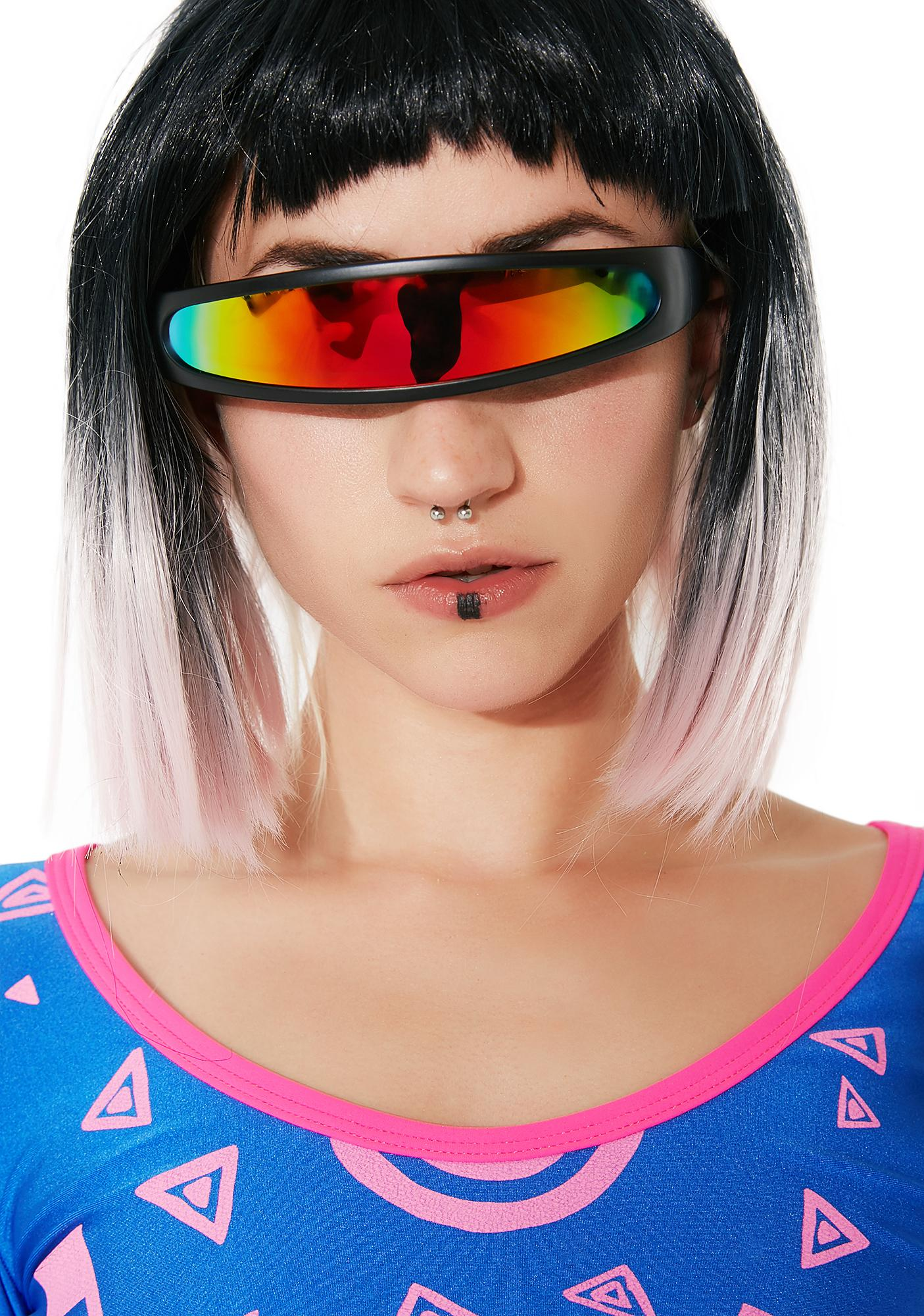 Warp Speed Wrap Sunglasses