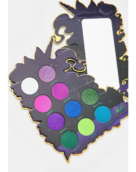 x Mary Jane Beauty Mystic Unicorn Eyeshadow Palette