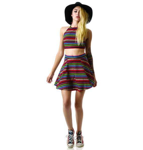 For Love & Lemons New Mexico Skirt