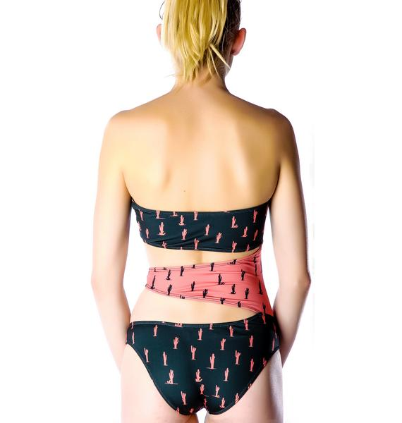 Beach Riot High and Dry Swimsuit