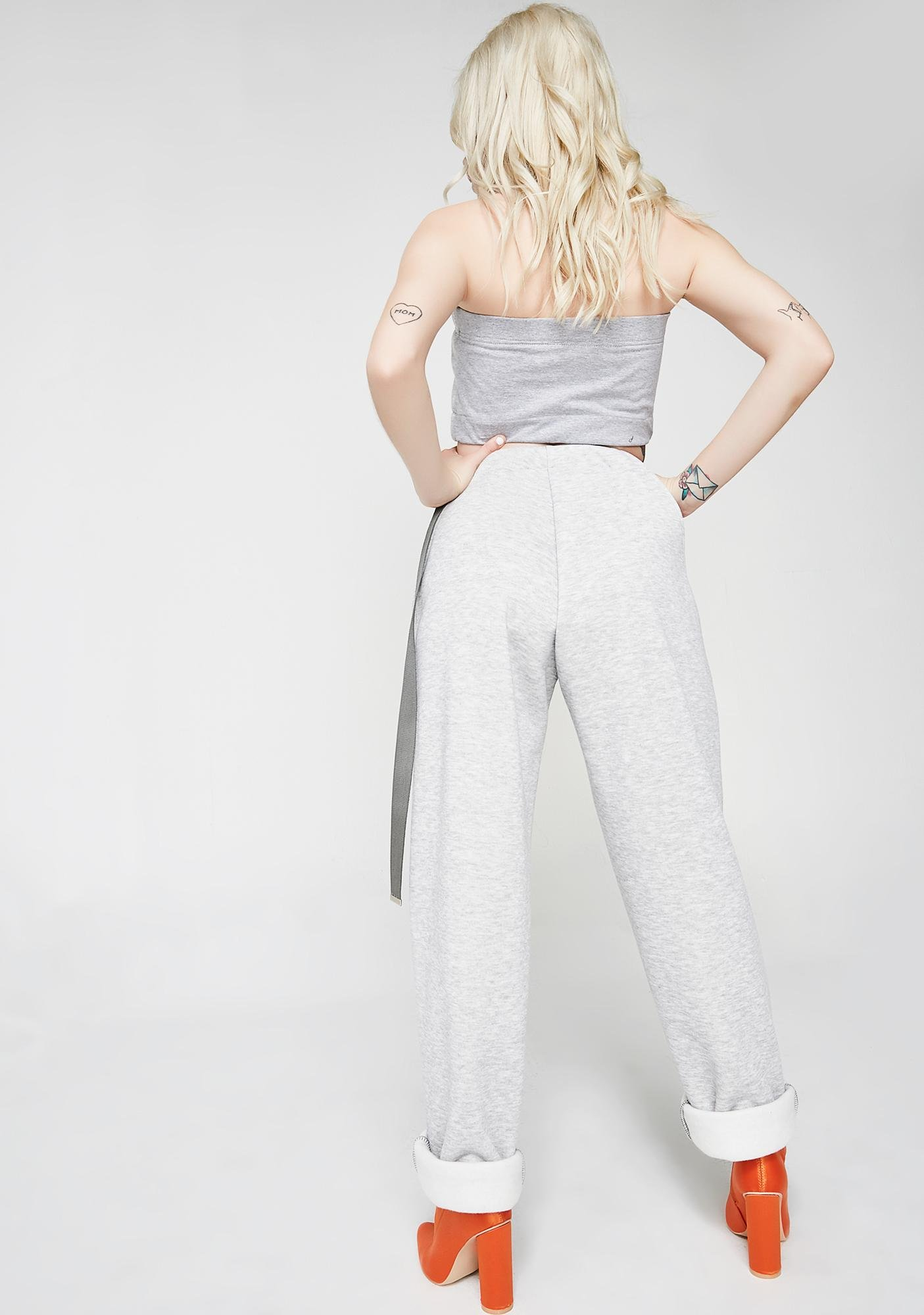 Riccetti Clothing Exposed Hip Pants