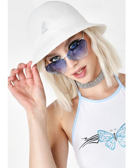 Pure Bermuda Casual Bucket Hat