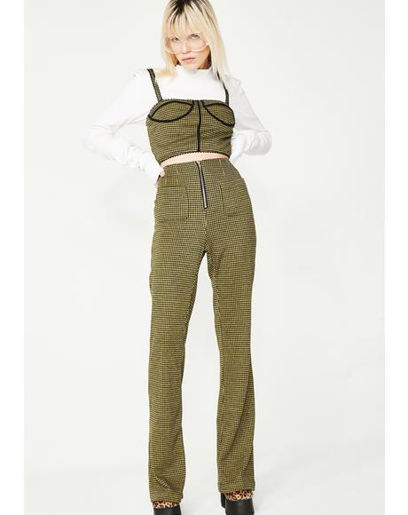 Wish List Flared Pants