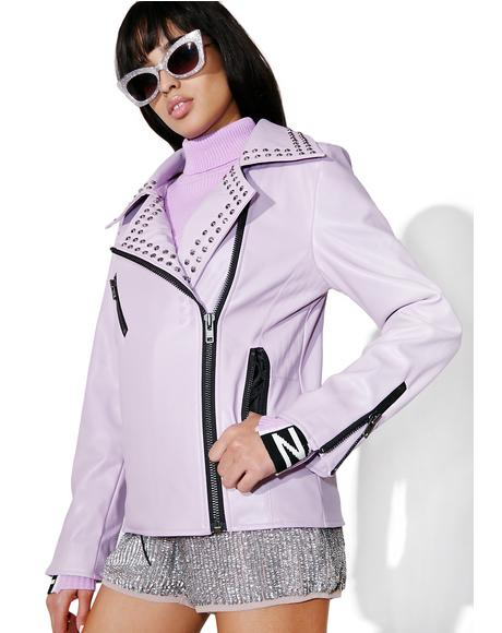 Dream On Leather Jacket
