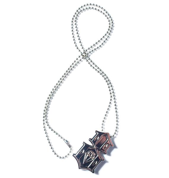 Rebel8 Metal 8 Necklace