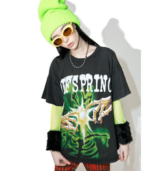 Vintage 90s The Offspring Tee