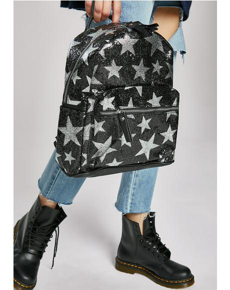 Stargazin' Glitter Backpack