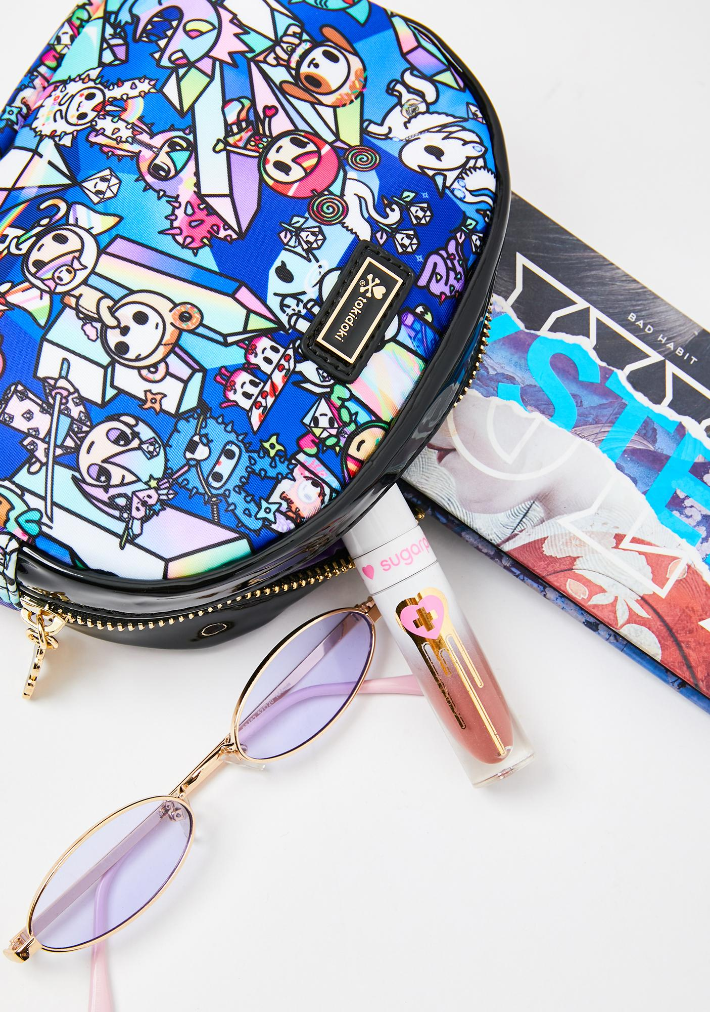 Tokidoki Crystal Kingdom Cosmetic Bag